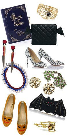 Get Bewitched by These 11 Halloween Accessories