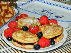 Mexican Food Recipes, My Recipes, Dumplings, Pancakes, Baking, Breakfast, Russian Recipes, Polish, Hampers
