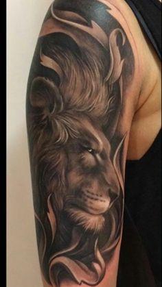 Lion. By @rinat_tattarin