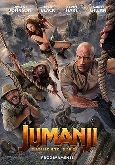 ❖Free download❖~ Jumanji: The Next Level ~ [2019] DVDRip FULL MOVIE English 1090P