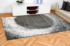 """Der moderne Teppich Kreis entstammt der aktuell designten """"Inspiration"""" Teppichkollektion. Alle modernen Teppiche dieser Kollektion stammen aus der Feder unseres hausinternen Produktdesigners und sind somit Raritäten, die nur Havatex anbietet. Moderner Teppich Kreis besitzt ein schlichtes individuelles Design und ist in mehreren Größen, Formaten und Farben wählbar. Neben der gängigen rechteckigen Form bieten wir den modernen Teppich Kreis ebenfalls als Teppich Läufer Kreis aus der…"""