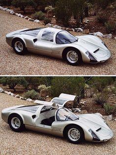 1966-67 Porsche 906, restoration by Patrick Motorsport