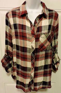 $30 Favorite Flannel Click link to shop our affordable boutique! www.shopoaklynreece.com