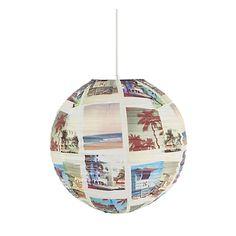 Hawai - Suspensions, Lustres-Luminaires Suspension boule japonaise non électrifiée D40cm