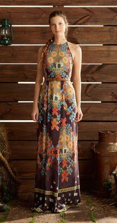 Só na Antix Store você encontra Vestido Flor do Interior com exclusividade na…
