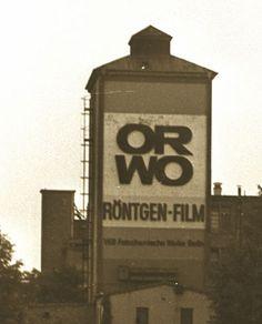 ORWO-Roentgenfilm