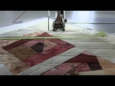 Twin Needle Quilting, 3 Videos