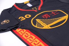 #Warriors will wear #NBACNY uniforms for the first time on 2/20, a game that will also be broadcast on CCTV in China.