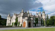 Fairytale Castle, Balmoral Estates, Scotland ✨Balmoral Castle   ©️ Andrew DeCandis/Flickr ✨#Scotland #travel #castle