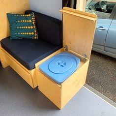 Hur är livet i en egenbyggd husbil? Reser, Campervan, Devon, Caravan, Tiny House, Product Design, Truck Camper, Tiny Houses, Motorhome