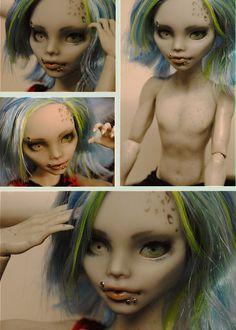 gargoyle zombie raaawr, by eyepins on deviantART