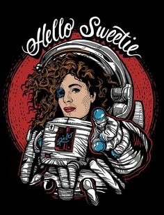 HELLO SWEETIE T-Shirt $12 Doctor Who tee at Once Upon a Tee!