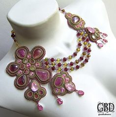 The W's: Unusual jewelry - Guzel Bakeeva