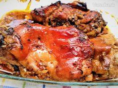 Bravčovina na doplnenie kolagénu (fotorecept) - Recept Food And Drink, Turkey, Meat, Top, Turkey Country, Crop Shirt, Shirts