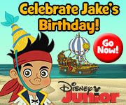 Create a video to wish Jake a Yo-Ho Happy Birthday! - @Lauren Womack