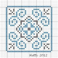 Update with 2 extra Delft Blue Tiles.