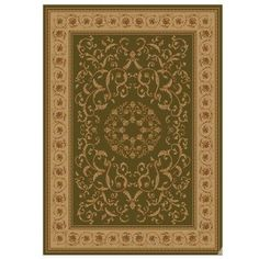 Bazaar Emy Hd2586 Red Ivory 5 Ft 2 In X 7 Area Rug 215 At The Home Depot Living Room Pinterest Rooms And