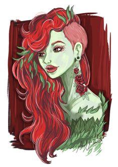 Confesiones de una Cabra Nocturna I'm a Strange and Savage Garden by Manuel J. Iniesta http://iniestailustraciones.blogspot.com.es/ https://www.facebook.com/iniestailustraciones/