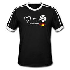 Pünktlich zur Europameisterschaft 2012 gibt es SCHALALALALALALLALALAAAAAAAA!!!!!!!!!! Motive also zeig das du ein absoluter Deutschland Fan bist mit diesem aufälligen MotivKinder T-Shirts.