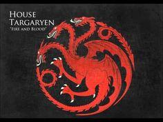 Game of Thrones - Soundtrack House Targaryen (+lista de reproducción)