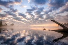 Mistery clouds...... by Betuwefotograaf