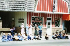 Amish in Illinois | Special Events in and Around Arthur... The Arthur Freedom Celebration ...