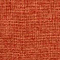 Vintage Poly Burlap Dark Orange from @fabricdotcom  This versatile medium weight polyester burlap fabric is perfect for window treatments, toss pillows, head boards and craft projects.
