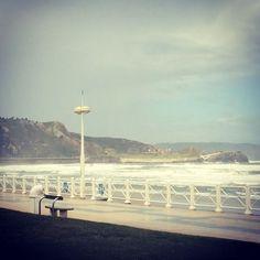 #cantabrico #asturias #salinas #veranoasturiano #hoypasodelsurf #vayapulso @sonartime septiembre! #montereylocals #salinaslocals- posted by Marta Rodríguez https://www.instagram.com/mrmita79 - See more of Salinas, CA at http://salinaslocals.com