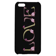 Love Case For iPhone 5C