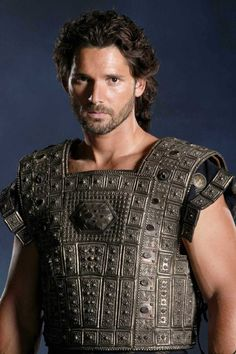Eric Bana playing Hector in Troy Eric Bana, Hot Actors, Actors & Actresses, Troy Achilles, Troy Movie, Tyler Mane, Adam Copeland, Brendan Gleeson, Troy