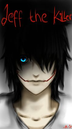 Jeff the Killer by Afifatus
