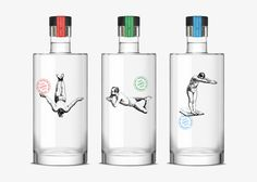 The Dieline Awards 2015: Best of Show- Gin Rawal — The Dieline - Package Design Resource