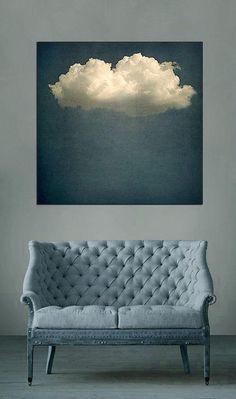 Painting vs Sofa
