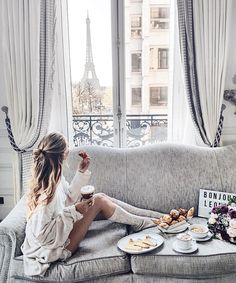 """40.2k Likes, 524 Comments - Leonie Hanne (@ohhcouture) on Instagram: """"Saturdays are for staying in and getting cozy, especially when your hotel makes you feel like home…"""""""