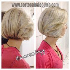 Cabelo curto feito pelo Vinicius Durante  Atibaia/SP  #cabeloscurtos #cabeleireiros #shorthair #pelocorto #shorthaircut
