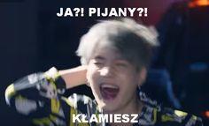 Memy z Bangtan Boys (BTS) własnej roboty ( ͡° ͜ʖ ͡° )( ͡° ͜ʖ ͡° )( ͡°… #losowo # Losowo # amreading # books # wattpad K Meme, Bts Memes, Polish Memes, Bts Reactions, I Love Bts, Reaction Pictures, Bts Boys, Funny Faces, Bts Jimin