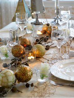 012b INTERIØRTIPS - Hjemme hos Bente - rustikk og romantisk jul ved Mjøsa