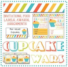 Activity Day Ideas: Cupcake Wars - Serving Others