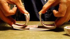 Come fare un gioco di prestigio con le carte