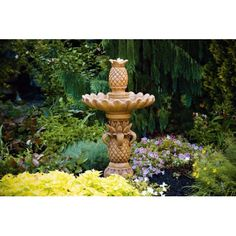 "44"" Classic Pineapple Fountain"