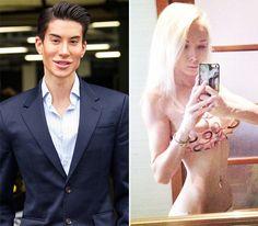 Human Ken vs. Human Barbie