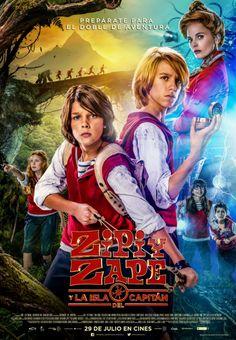 Zipi y Zape y la Isla del Capitán. | Estrenos de cine  http://www.kidearea.com/zipi-y-zape-y-la-isla-del-capitan-peliculas-infantiles/  #zipiyzape #peliculasparaniños #cineinfantil #estrenosdecine #cartelera #julio2016 #ocioinfantil #planesconniños #finde #aventura #comedia #familiar