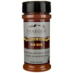 Rib Rub. There's nothing like well-seasoned ribs, perfumed with wood smoke, and slowly barbecued until tender to burnish your reputation as a Grill Master. Rub your slabs up and down with this magical blend for competition-worthy 'cue that will have your neighbors haulin' down the block.