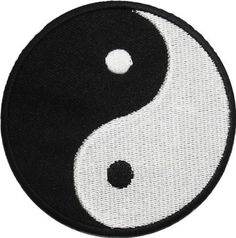 3' x 3' Yin Yang Tao Dao Rainbow Chinese DIY Applique Embroidered Sew Iron on Patch ** Read more reviews of the item by visiting the link on the image.
