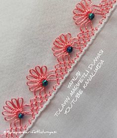 Filet Crochet, Crochet Stitches, Cutwork Saree, Birthday Card Pop Up, Saree Tassels Designs, Hand Embroidery Videos, Tatting Jewelry, Needle Lace, Baby Knitting Patterns