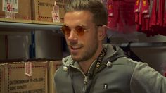 Liverpool FC players go undercover to surprise fans