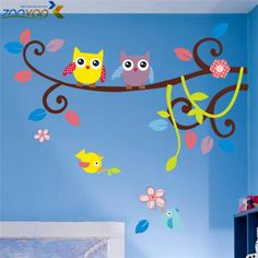 Best price on Cartoon Wall Stickers Wise Owl Tree Kids Room Decorations     Price: $ 10.80  & FREE Shipping     Your lovely product at one click away:   http://mrowlie.com/cartoon-wall-stickers-wise-owl-tree-kids-room-decorations-2/     #owl #owlnecklaces #owljewelry #owlwallstickers #owlstickers #owltoys #toys #owlcostumes #owlphone #phonecase #womanclothing #mensclothing #earrings #owlwatches #mrowlie #owlporcelain