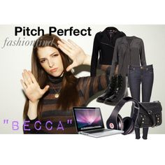 Beccas style on pitch perfect