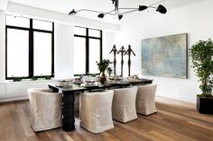 7 Essentials for a Beautiful Dining Space via @MyDomaine