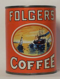 Folgers Coffee ~Puzzle